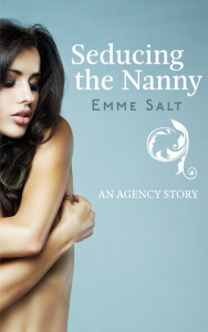 Seducing the Nanny - Cover
